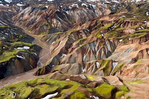 아이슬란드풍경